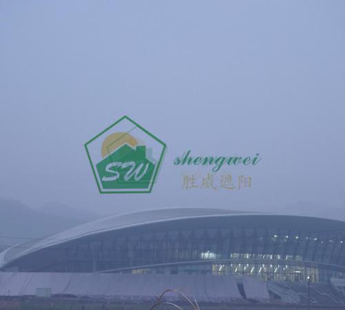 福安奥体中心综合体育馆