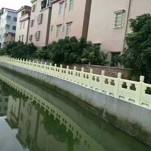 1.6米雕花河堤护栏