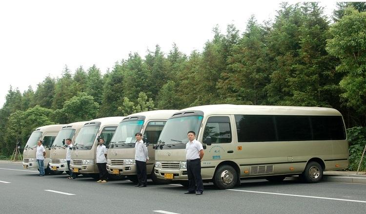 选择上海中巴租赁服务有哪些优势