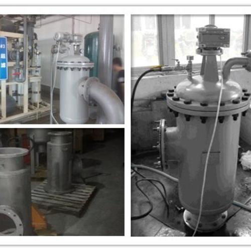 原水超滤膜自清洗过滤器