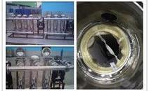 润滑油滤除杂质串联过滤