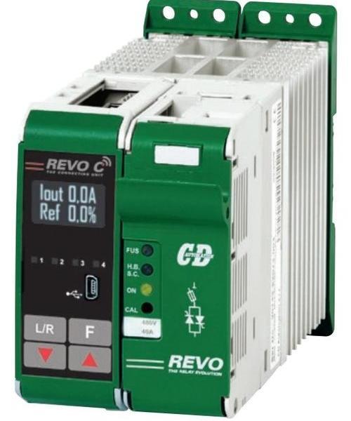意大利CD automation REVO C系列1PH 2PH 3PH固态继电器