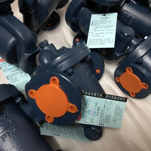 蒸汽疏水閥安裝的標準配置