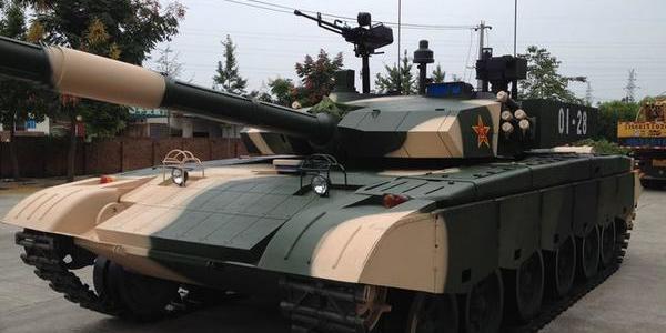 坦克模型 (2)