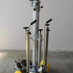 Scan&Go三维激光测量辅助系统--推行式扫描仪快速升降车
