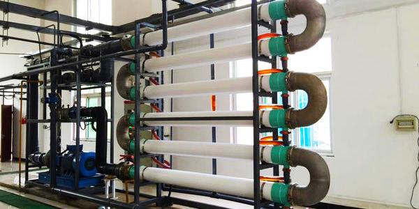 海普尔超滤膜垃圾渗滤液使用项目