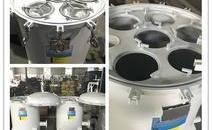 国外碳钢袋式过滤器润滑油过滤