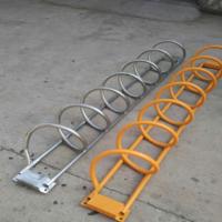 螺旋式自行车架