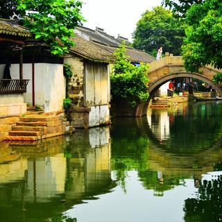 上海到江苏周庄租车、包车价格
