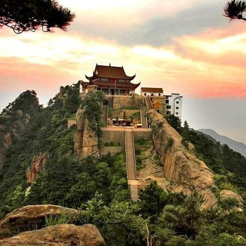 上海到安徽九华山租车、包车价格