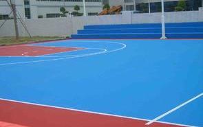 丙烯酸網球場地的做法優勢