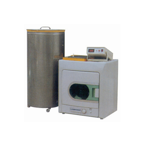 Tribological charge density tester for NC403 fabric