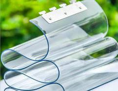 软玻璃透明空调皮门帘隔断隔热挡风防蚊防尘厨房防油烟PVC软门帘