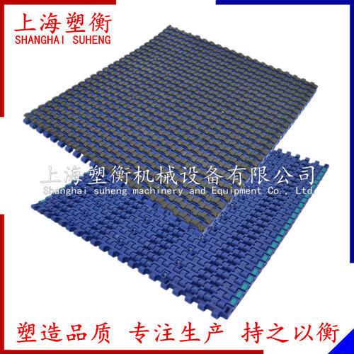 2120防滑平板塑料網帶