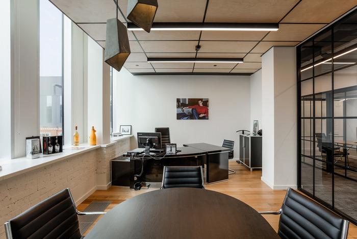 如何选择一个好的办公室设计