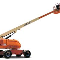 12米发动机驱动直臂式高空作业平台