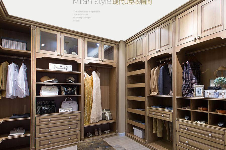 米蘭風格衣柜
