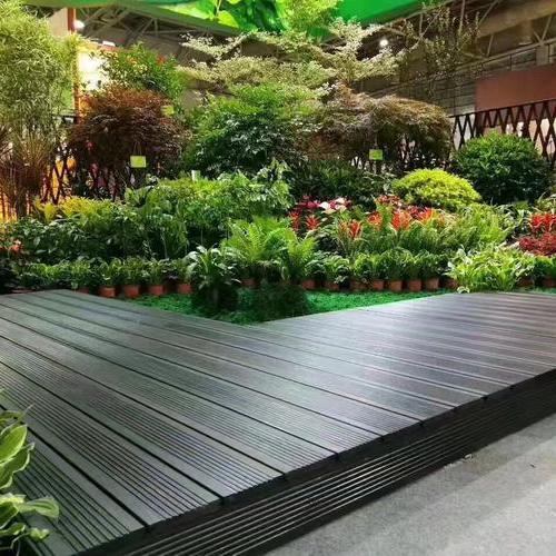 竹地板工程