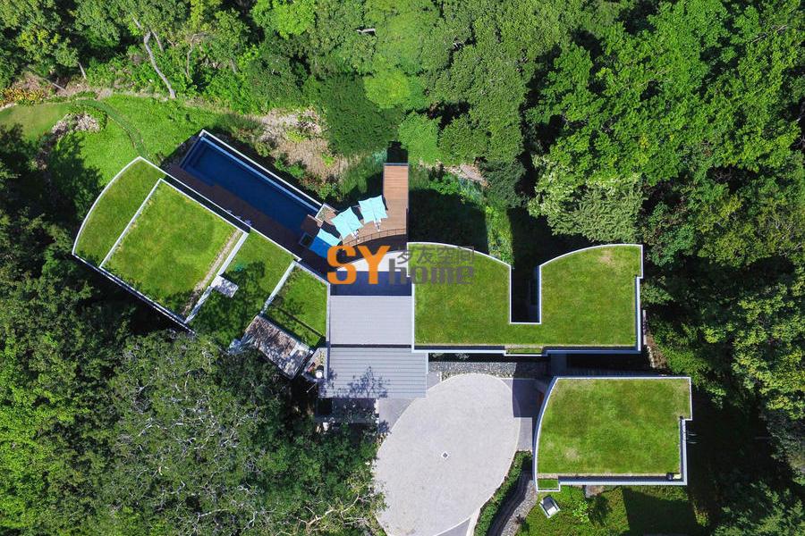 社交与回味,以两种不同本质为母题的巴西住宅