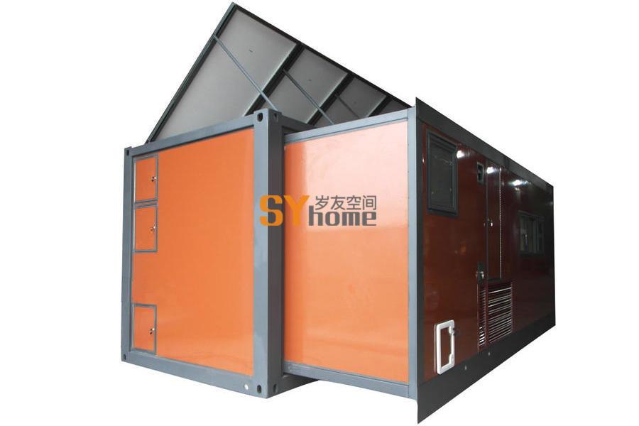 创意扩展集装箱房屋