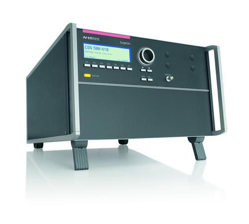 CSS 500N10 电流浪涌模拟器,脉冲 8 / 20 US,测试电流*大可达 10 KA