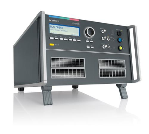 UCS 500N7.1 工業電子測試超小型抗干擾信號模擬器
