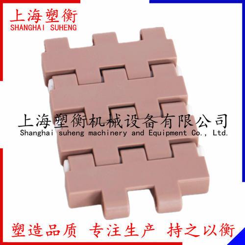 5935全寬度模制平板網帶(K40)