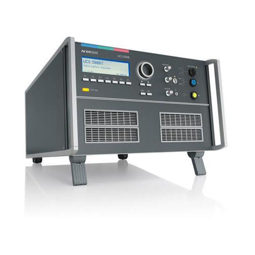 UCS 500N7.1 工业电子测试超小型抗干扰信号模拟器