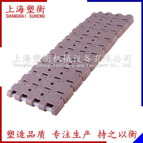5935圓孔平板塑料網帶(K76)