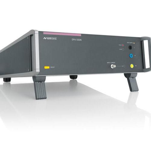 DPA 500N 谐波和闪烁测试数字功率分析仪