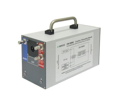 CNI 508N2 耦合網絡組 耦合 / 去耦網絡組,用于非屏蔽和屏蔽高速通信線測試, **數據傳輸速率 1 GBIT / S