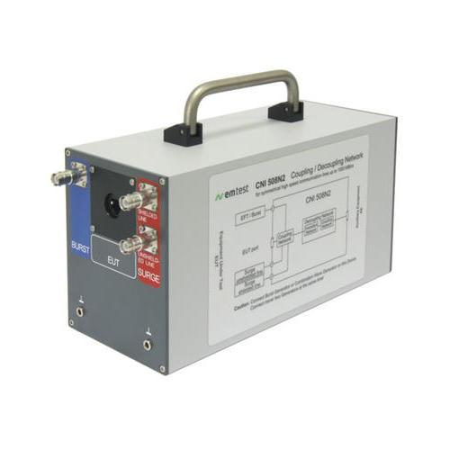 CNI 508N2 耦合网络组 耦合 / 去耦网络组,用于非屏蔽和屏蔽高速通信线测试, **数据传输速率 1 GBIT / S