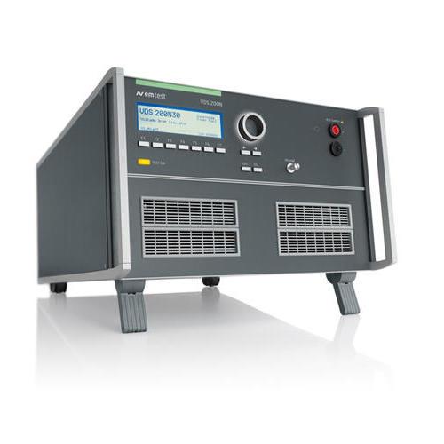 VDS 200N 系列 电压跌落模拟器,电池供电模拟和直流电压源