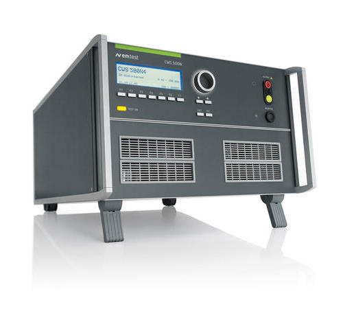 CWS 500N4 共模传导干扰模拟器