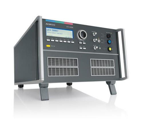 UCS 500N7 工業電子測試超小型抗干擾信號模擬器