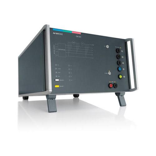 CNI 503X 系列 用于脉冲群和浪涌测试的三相耦合 / 去耦网络,测试电压可达 10 KV