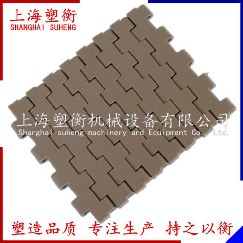 5935全寬度模制平板塑料網帶(K130)