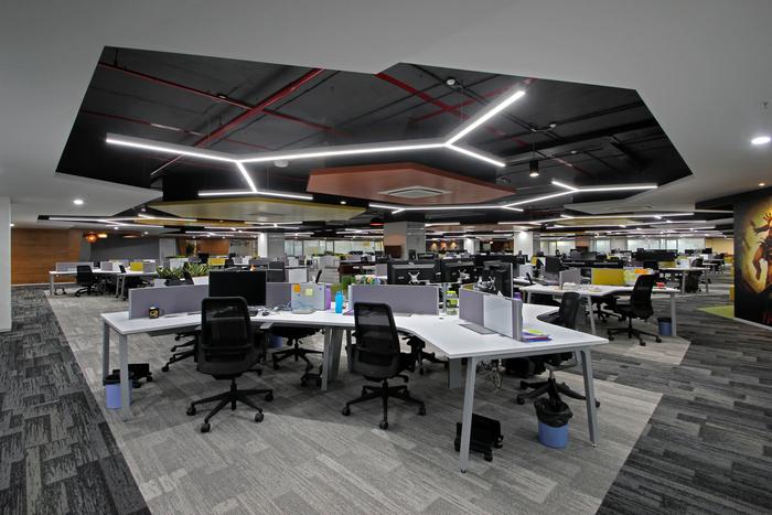 未来的办公室设计应该是什么样的