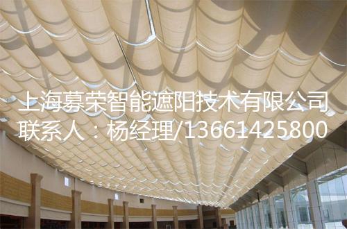 电动天棚帘,募荣遮阳,13661425800