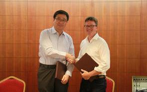 中国电子技术标准化研究院与Linux 基金会战略合作签约仪式圆满落幕