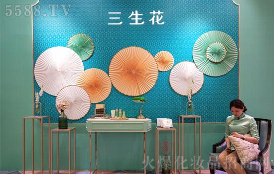 第23届上海CBE美博会,百雀羚在美妆盛宴上再次耀动全场二
