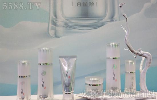 第23届上海CBE美博会,百雀羚在美妆盛宴上再次耀动全场四