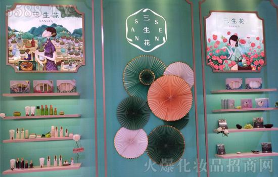 第23届上海CBE美博会,百雀羚在美妆盛宴上再次耀动全场八