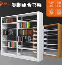 SKL-244 双柱双面书架
