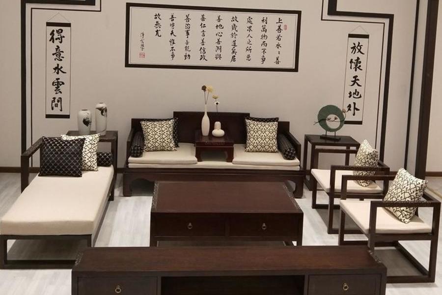 新中式簡約大氣家具風格