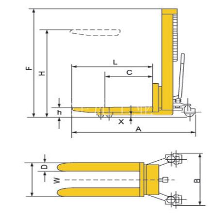 手动液压堆高车     MF-D 2-3715b835-76df-4aa0-94ee-4c3cfe13b6fb.png