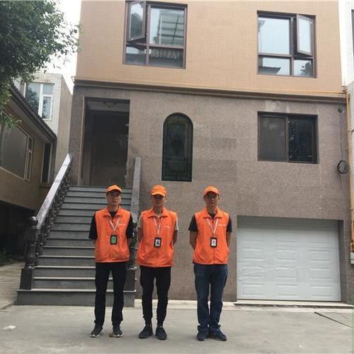 【翠拥天地】400平别墅室内甲醛治理