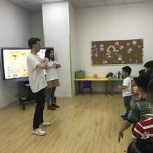 3-6岁外教口语班