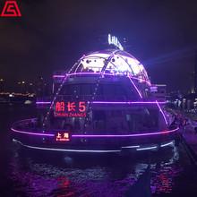 上海租大型游轮-船长5号游轮