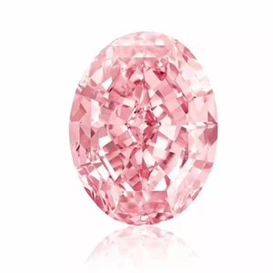 """5.53亿!重达59.60克的""""粉红之星""""刷新全球珠宝拍卖纪录"""